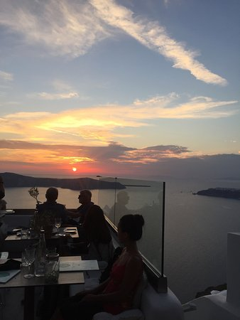 The Athenian House - The view