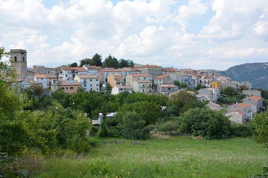 Centro storico di Borrello