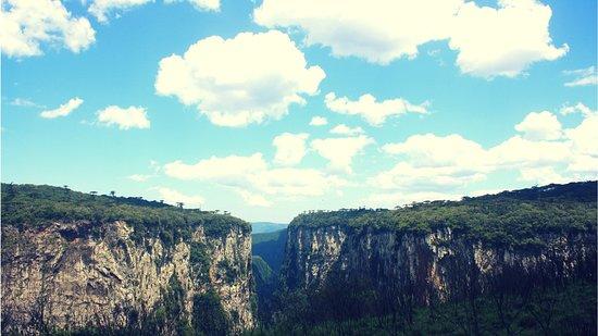 Praia Grande, SC : Canyon Itaimbézinho