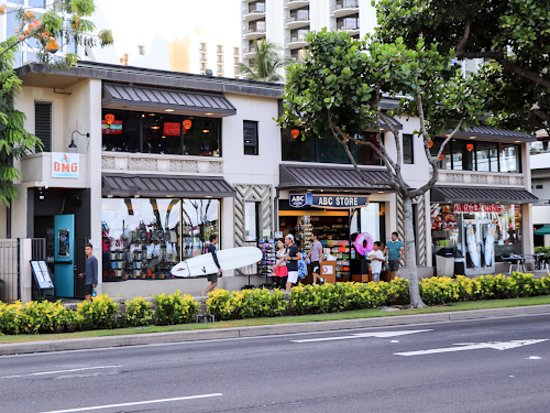 Oahu Mexican Grill S 2nd Floor Restaurant Is Located On Waikiki Strip