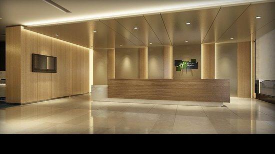 Bengbu, Chine: Lobby