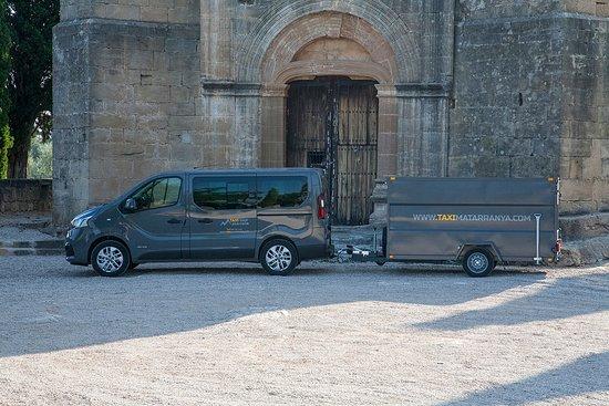 Taxik és shuttle
