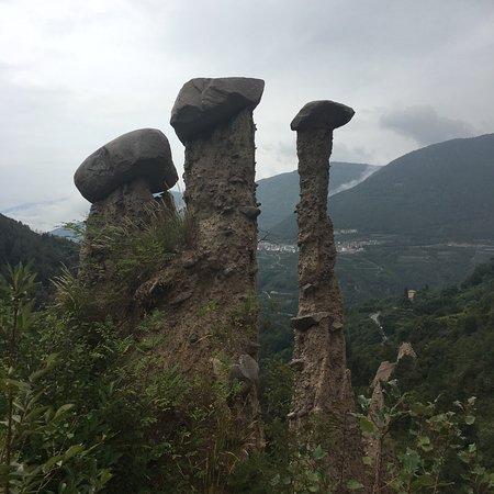 Segonzano, Italy: Piramidi