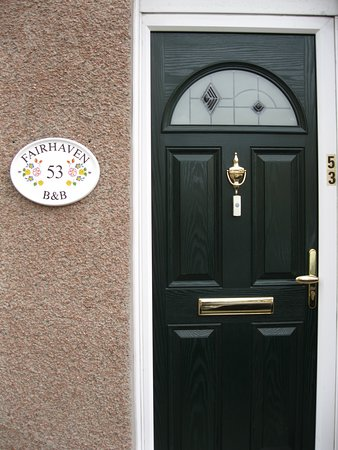 Fairhaven B&B: We are open from March to November!