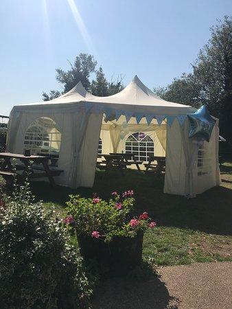 Chipping Ongar, UK: Parties catered for