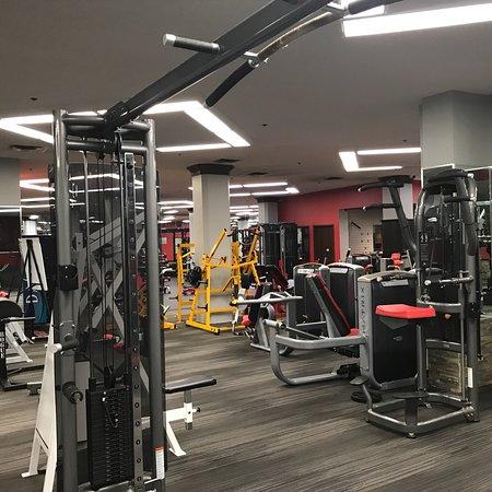 Fitness center oucs