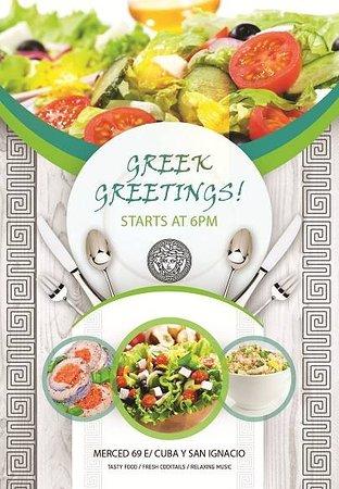 Jibaro's: Friday's Thema: Greece