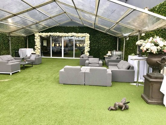 Roof Terrace Picture Of The Shankly Hotel Liverpool Tripadvisor