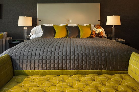 Langho, UK: Guest room
