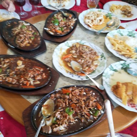 Restaurante Chino Imperial City Foto