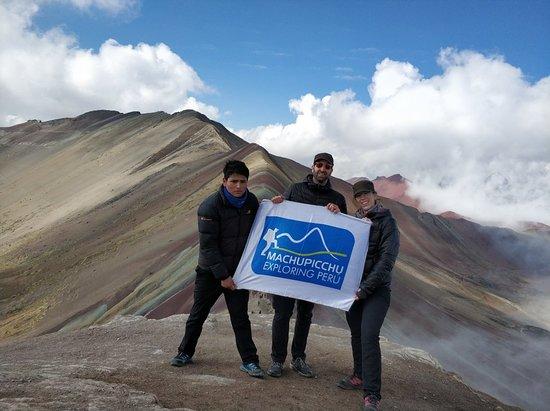 Machupicchu Exploring Peru