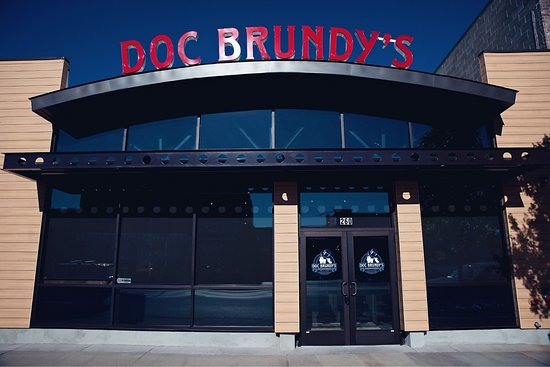 Spanish Fork, UT: Front of Doc Brundy's