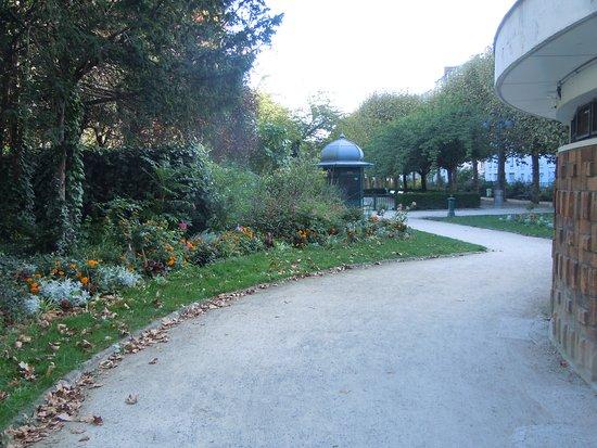 Jardin Andre Ulmann