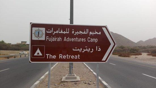 Emirados Árabes: The Retreat Camp