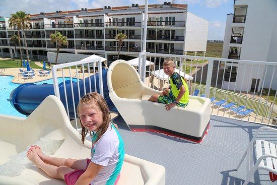 Port Royal Ocean Resort & Conference Center: Slides