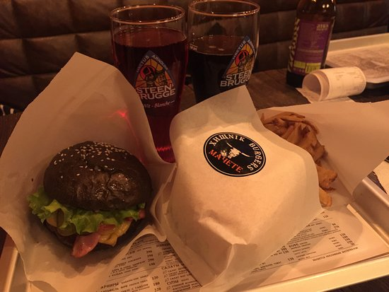 Hishnik Steaks & Burgers ภาพถ่าย