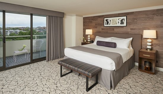 Warwick Denver Hotel: Suite