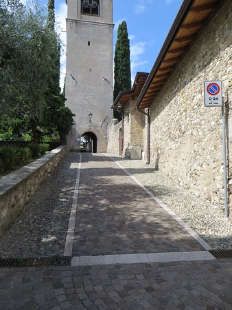 Manerba del Garda, Itália: Centro
