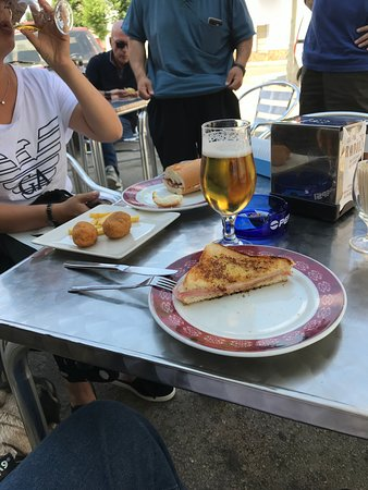 Almuradiel, Spagna: lunch