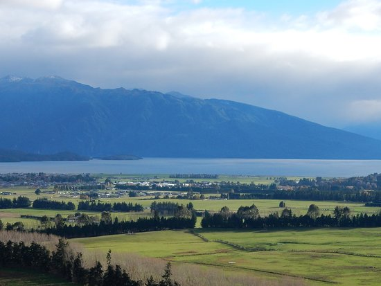 Te Anau Lion Lookout Point