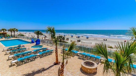 holiday inn oceanfront at surfside beach updated 2018 resort rh tripadvisor co za