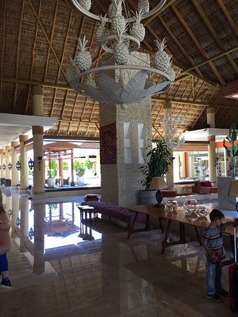 Area del lobby