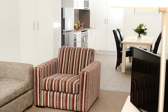 Moranbah, Australië: Guest room