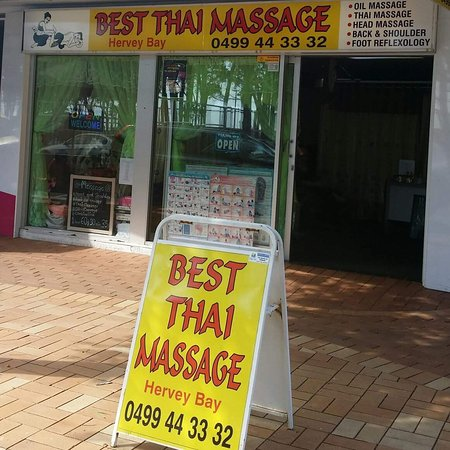 Best Thai Massage Hervey Bay