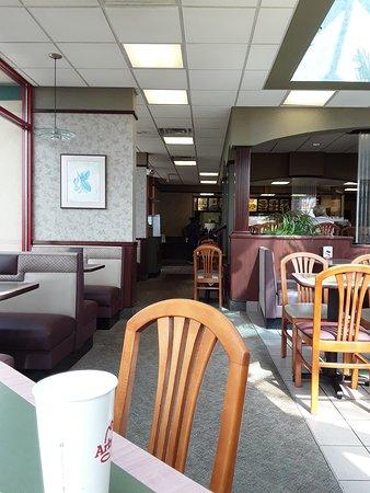 Delphos, OH: Dining room