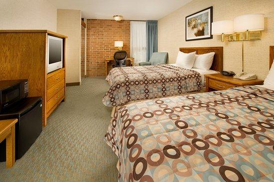 Saint Ann, Миссури: Guest room