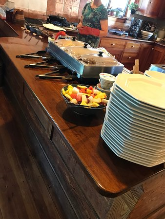 Monterey, فيرجينيا: Breakfast