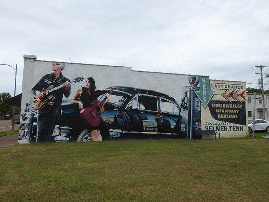 Rockabilly Murals