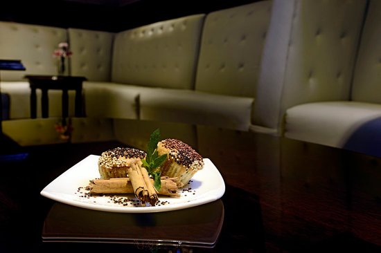 Ritz Apart Hotel: Bar/Lounge