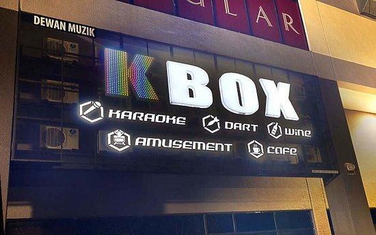 K Box Karaoke