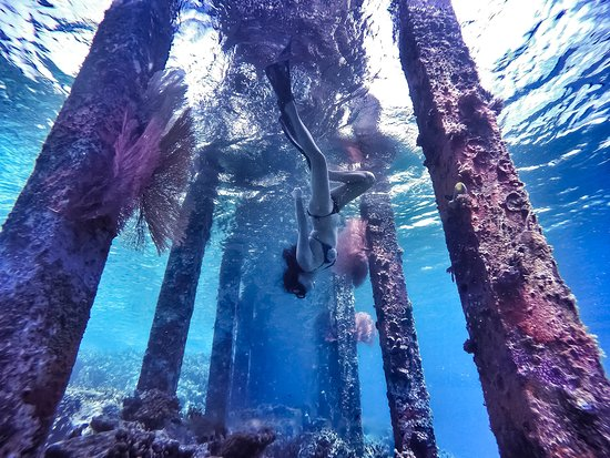 Pulau Una Una, Indonesia: Wonderful view from Togean islands.. specialy under water.