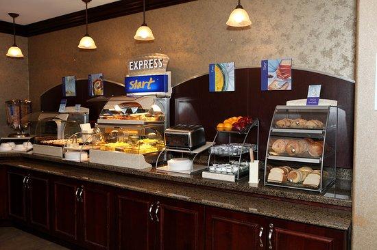 Holiday Inn Express & Suites - Medical District: Restaurant