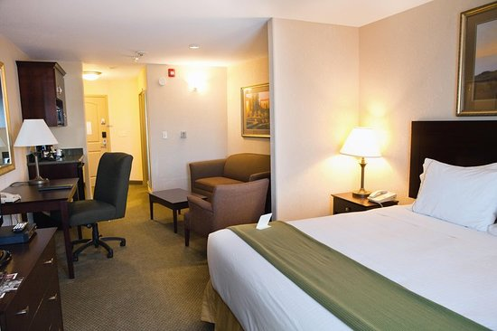 Holiday Inn Express & Suites - Medical District: Guest room