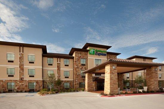 Holiday Inn Express Hotel Marble Falls