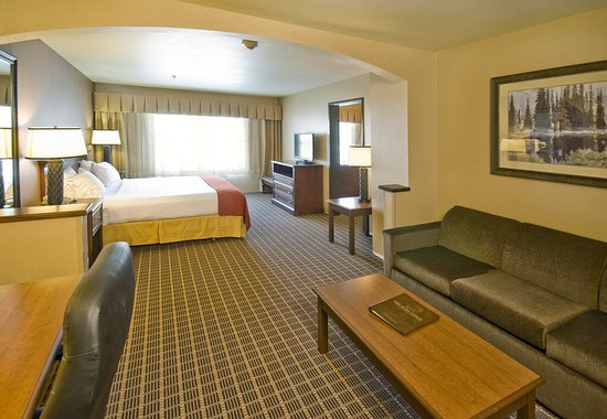 Holiday Inn Express & Suites - The Hunt Lodge: Suite