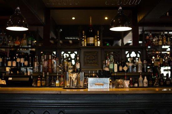 Cranage, UK: Bar/Lounge