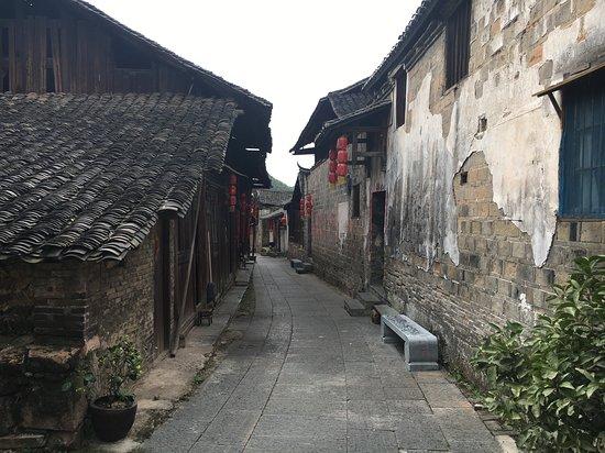 Hongjiang, Kina: 夏でも涼しい