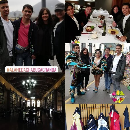 Peru Culinary Tours: the Tailor-made program, you can adjust the tour to your own need