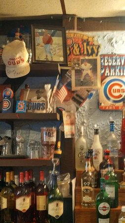 Whittington, IL: Definitely for Cubs fans! And, steak fans!