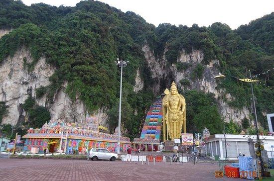 Visite de la ville de Kuala Lumpur...