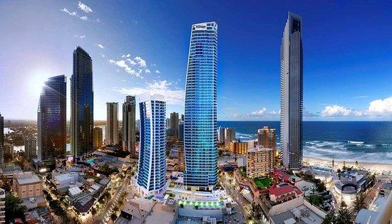 Hilton Surfers Paradise Residences