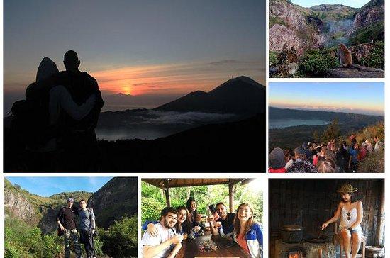 Mount Batur Sunrise Trekking og...