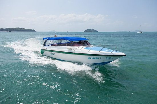 Koh Phi Phi to Phuket VIP Speed Boat...