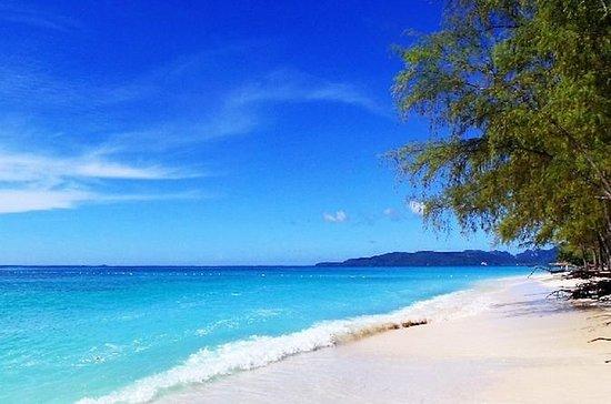 L'île de Rok et l'île de Haa en...