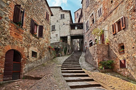 Full Day Arezzo and Anghiari from