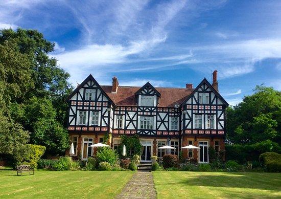 Thurston, UK: Exterior